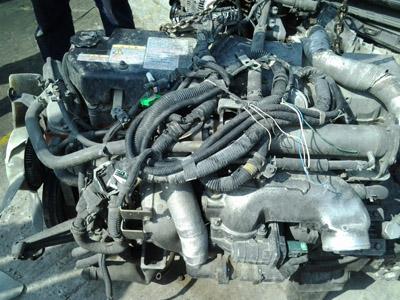 Двигатель Исудзу 6HL1