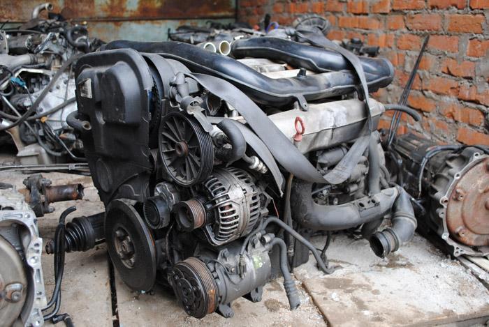 Двигатель Вольво B6284T