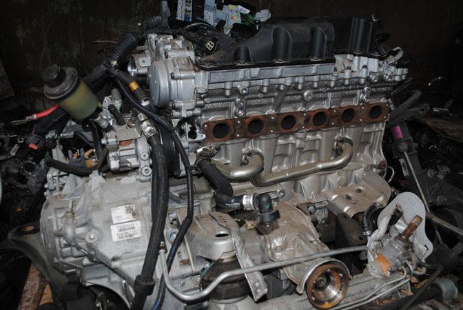 Двигатель Вольво B6294S