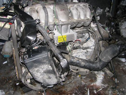 Двигатель Вольво S80 B6294S