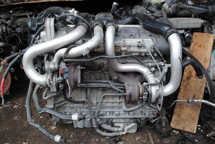 Двигатель Вольво XC90