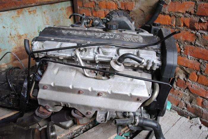 Двигатель Вольво 960