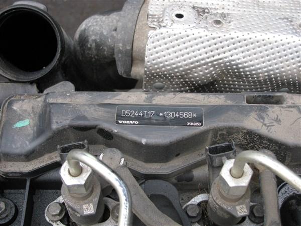 Контрактный двигатель D5244T17