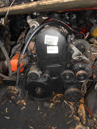 двигатель вольво d5252T