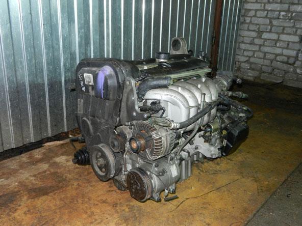 Двигатель Вольво S5244S2