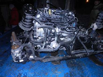 Двигатель B4164T