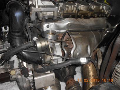 Двигатель Вольво B5254T4R s60