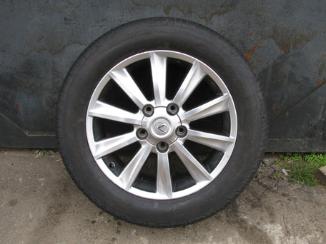 Шины диски Тойота б у