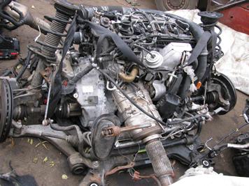 Двигатель D5244T10 volvo xc60