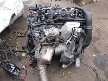 Двигатель D5244T10