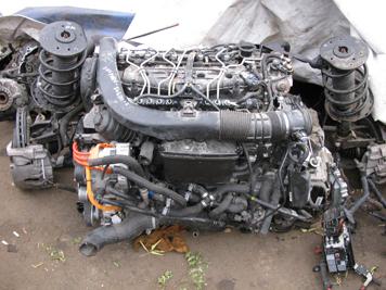 двигатель D5244T15